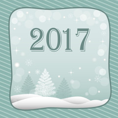 banner new year 2017