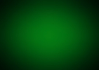 Green abstract background, gradient style - Vector