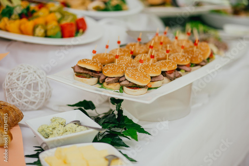 Essen Hochzeit Catering Stock Photo And Royalty Free Images On