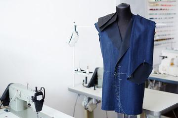Workshop of tailor