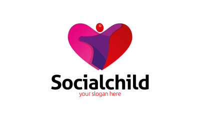 Social Child Logo