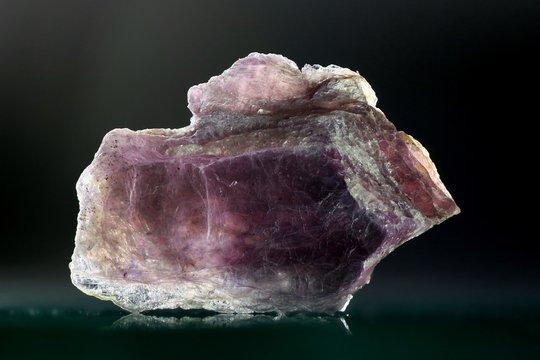 Lepidolite, source of Lithium