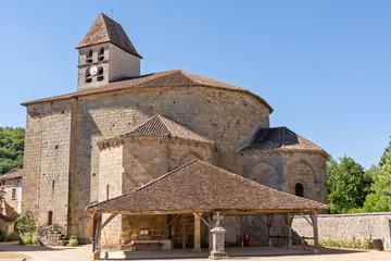 église en Dordogne