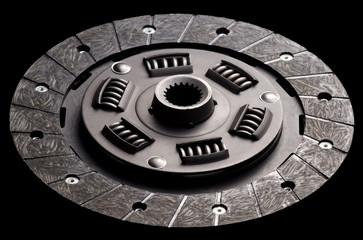 Clutch plate repair