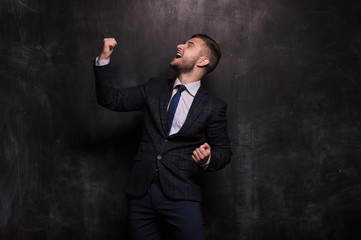 Man rejoices in achieving this goal