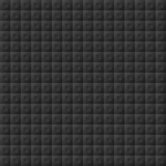 геометрический черный бесшовный фон
