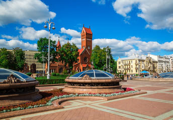 Church of St. Simon and Alena, Minsk