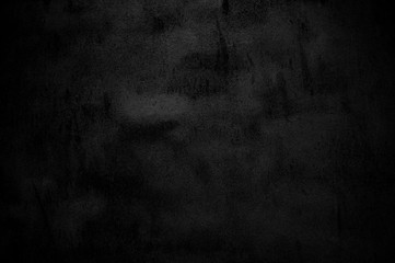 Alte schwarze ungleichmäßige Oberfläche mit Flecken