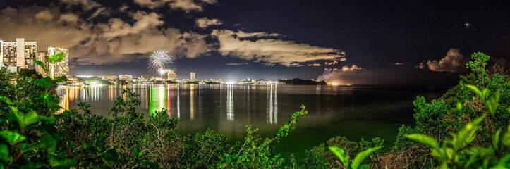 Tumon Bay Fireworks - Guam