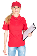 Delivery red hold documents