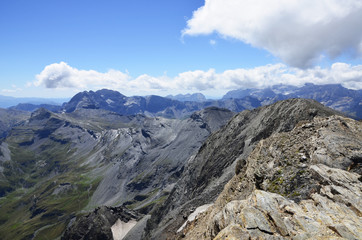 Pyrénées, Pic Taillon