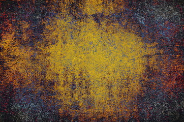 Dark textured abstract background
