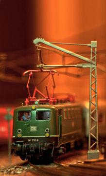 Modellbahn Toytrain E-Lok
