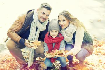 Urlaub Familie