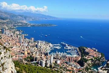 Littoral et Baies de Monaco à l'Italie, 2016