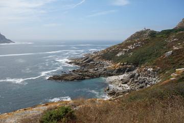 Cies islands,Vigo,Spain