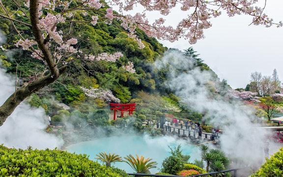 Umi Jigoku in Beppu