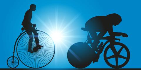 Grand Bi - Histoire - Vélo