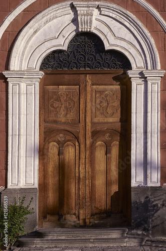 puertas antiguas colonial decorado madera - Puertas De Madera Antiguas