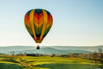 Fall Ballooning