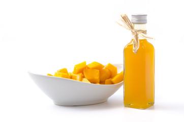 Essig mit Mango