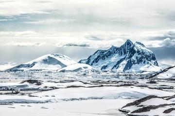 Sureal Antarctica