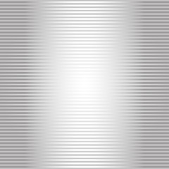 Abstract background with silver stripes vector illustration.