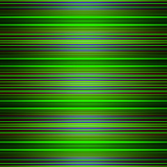 Linee orizontale _ sfondo Verde
