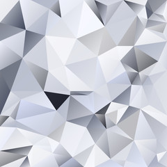 Polygonal Mosaic  vector abstract background