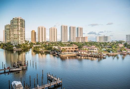 City of Sunny Isles Florida