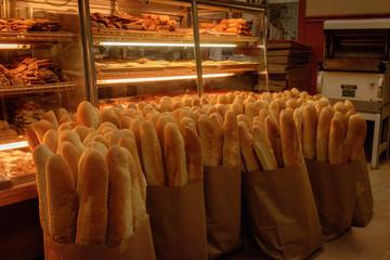 Fresh Bread - Parziales in Boston's North End