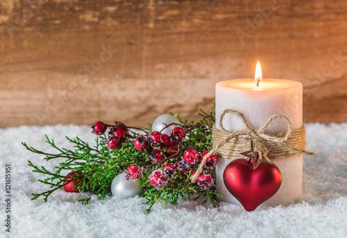 weihnachten herz advent gru karte postkarte. Black Bedroom Furniture Sets. Home Design Ideas
