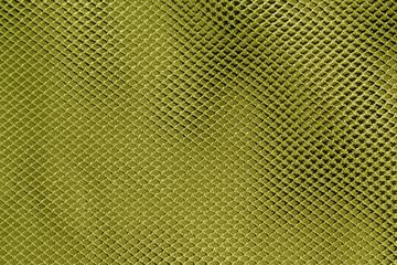 Yellow net textile pattern
