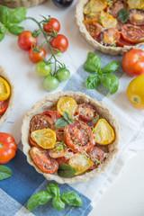 Tomaten Tartlette
