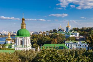 Fototapeten Kiew Kiev Pechersk Lavra. Orthodox Monastery. Kiev, Ukraine.
