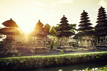 Pura Taman Ayun Temple in Bali, Indonesia. Perfect place for worhip