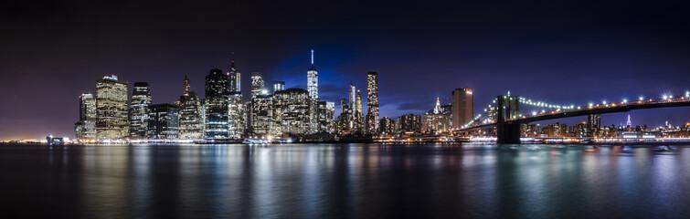 Downtown Manhattan Skyline Fototapete