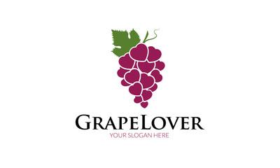 Grape Lover Logo