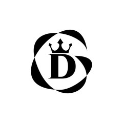 Classic D Crown Logo