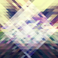 Abstract Triangle bg35