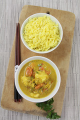 poulet au curry 24092016