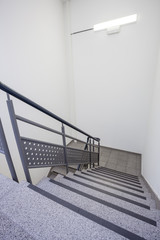 staircase in an building