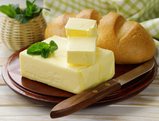 natural organic butter, dairy product