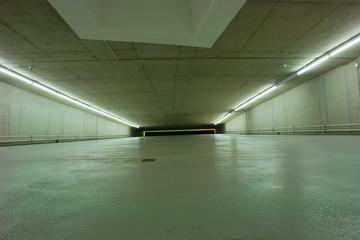 Tunnel, Halle, Groß, Riesig, weit