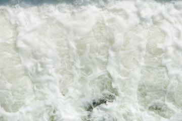 Wehranlage Wasserfall