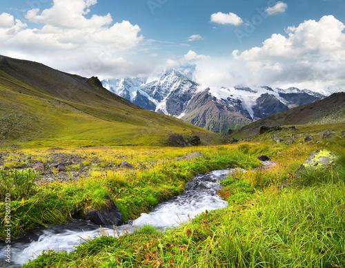 description mountain river natural - photo #2