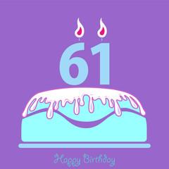 tort urodzinowy, urodziny,
