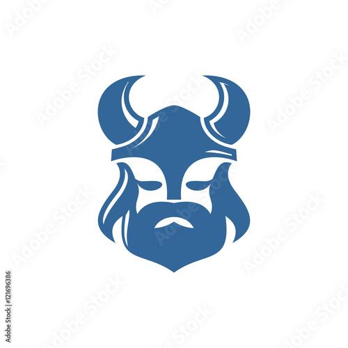 "viking logo vector image icon"" stock image and royalty-free vector"