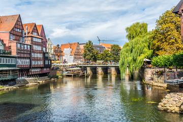 Lüneburg - an der Ilmenau.