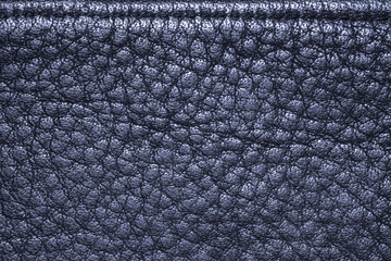 Leather texture or leather background for design with copy space for text or image.